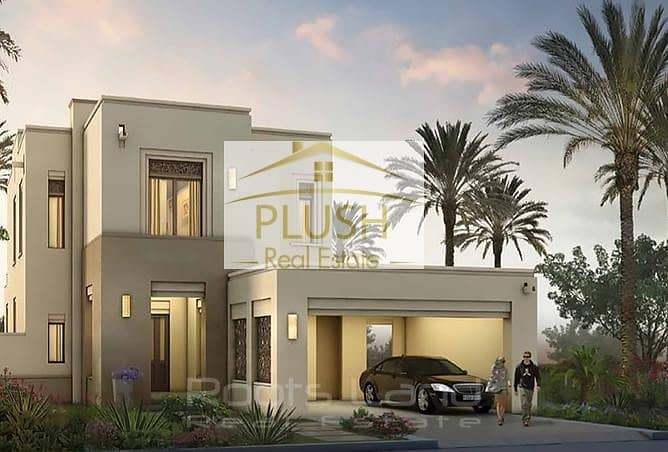 10 READY TOWNHOUSE l EMAAR l 4% DLD WAIVER l  3 YRS SERVICE CHARGE WAIVER l 2 YRS POST HANDOVER PLAN