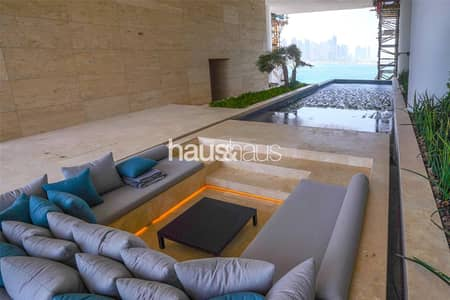 4 Bedroom Apartment for Sale in Palm Jumeirah, Dubai - Pvt Pool| Fully Furnished| 10