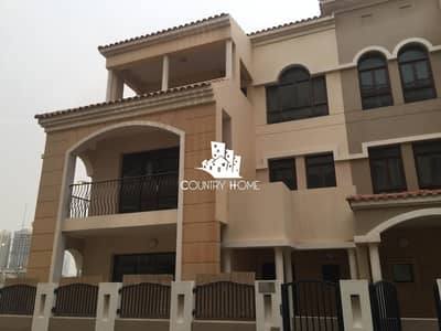 4 Bedroom Townhouse for Rent in Jumeirah Village Circle (JVC), Dubai - 4BR+maids+storage room w/ private Garden