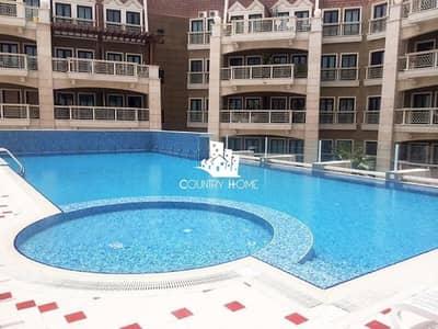 فلیٹ 1 غرفة نوم للبيع في دائرة قرية جميرا JVC، دبي - Pool View 1-BR @ 650K | Le Grand Chateau