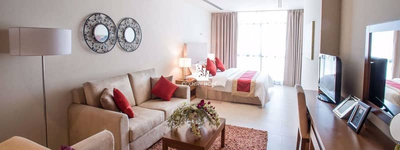 Excellent Furnished Studio | 4K Monthly with Dewa