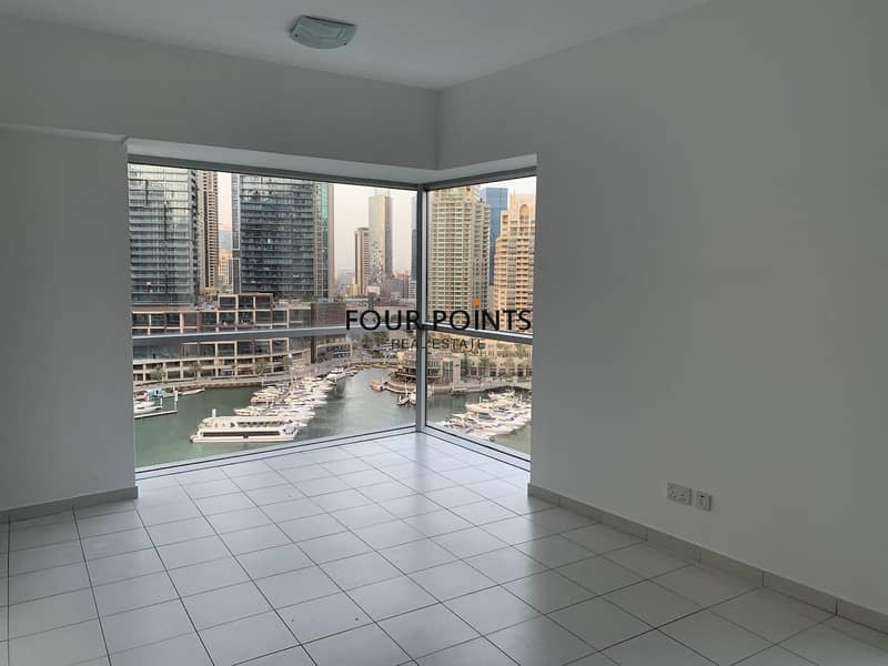 15 Chiller Free 3BR+M in Marina Tower Full Marina View