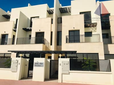 4 Bedroom Townhouse for Sale in Jumeirah Village Circle (JVC), Dubai - Brand New 4 BHK Townhouse+ Maid room with Elevator