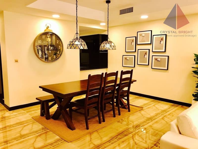 2 Brand New 4 BHK Townhouse+ Maid room with Elevator