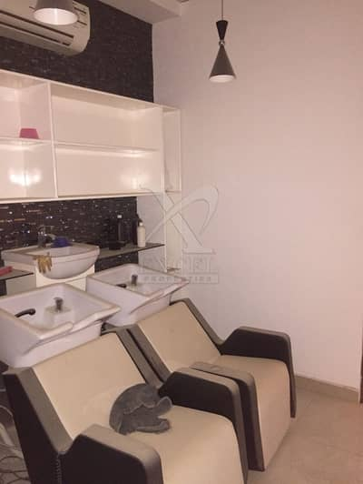 Shop for Rent in Jumeirah, Dubai - Fully equipped Beauty center in the main road of Jumeirah 3