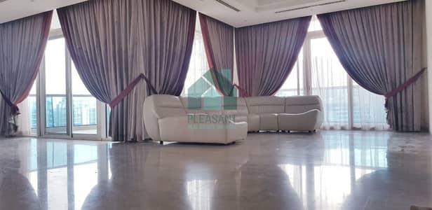 3 Bedroom Flat for Rent in Dubai Marina, Dubai - 3 Br + Maids   Marina View   La Residence Del Mar
