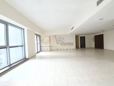 4 Bedroom Flat for Rent in Business Bay, Dubai - Tower H Spacious 4br With Maid Room