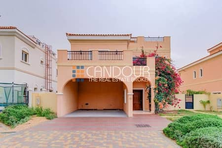 5 Bedroom Villa for Sale in The Villa, Dubai - Nice 5 Beds+Maid I Type A1 I Courtyard 6