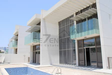 4 Bedroom Villa for Sale in Mohammad Bin Rashid City, Dubai - Vacant  4 Bed plus Maids Room  Villa  with Private Pool