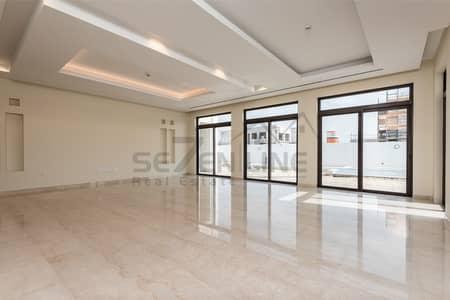 Modern Arabic 6 Bed Dual Corner Villa