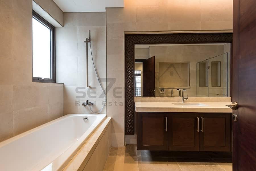 29 Modern Arabic 6 Bed Dual Corner Villa