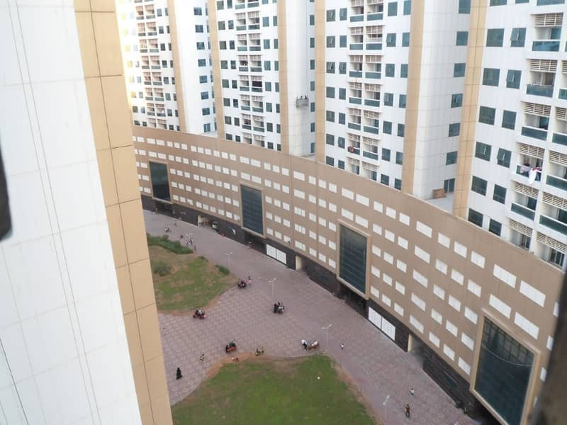 !! Hot Deal !!  2 Bed room flat with open view in Ajman Pearl Tower Best Tower