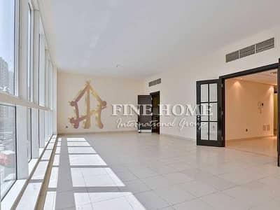 شقة 3 غرفة نوم للايجار في شارع النجدة، أبوظبي - Marvelous superb 3BR+M AP