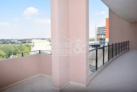 2 Bedroom Apartment for Rent in Motor City, Dubai - Large 2 Bed | Garden Views | 4 Cheques