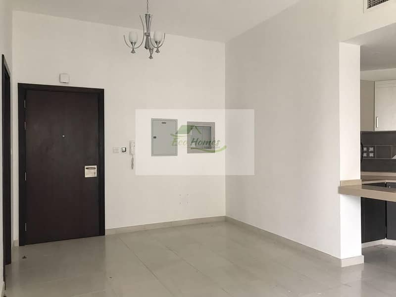 Spacious Vacant 1BHK Apartment Available