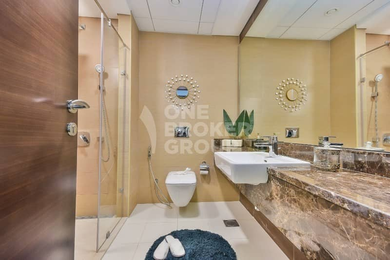 9 1BR Crystal Clear Choice for Luxury Living in Marina