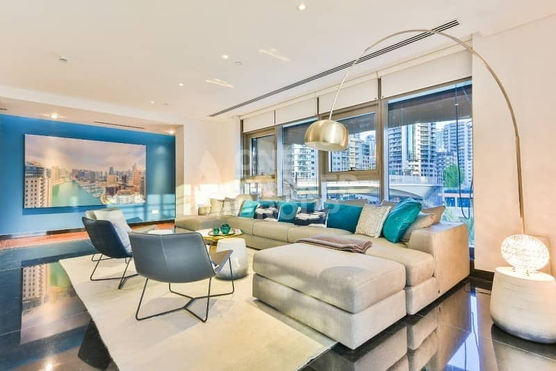 3BR Crystal Clear choice for luxury living in Marina