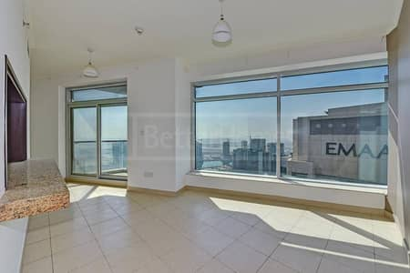 Vacant 1 Bedroom For Sale - Burj Views