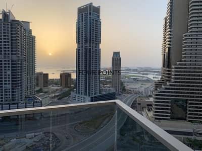 فلیٹ 1 غرفة نوم للايجار في دبي مارينا، دبي - Chiller Free | 1BR | Marina Tower | Sea View