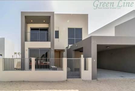 4 Bedroom Villa for Rent in Dubai Hills Estate, Dubai - Handover Soon!!! Single Row!!! 4 Bed + Maids