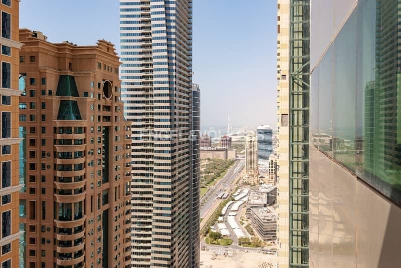 10 High Floor | Vacant | Near Metro | Marina