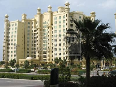 1 Bedroom Flat for Sale in Palm Jumeirah, Dubai - 1 BR Furnished with Sea view in  Al Nabat for rent