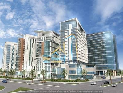 فلیٹ 1 غرفة نوم للايجار في الامان، أبوظبي - شقة في مجمع البستان الامان 1 غرف 70000 درهم - 4050107