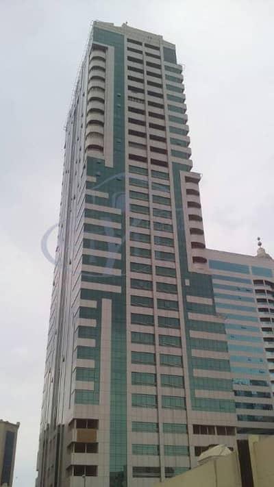 3 Bedroom Flat for Sale in Al Majaz, Sharjah - Spacious 3BR Flat for Sale in Al Ferasa Tower (NEW TOWER)