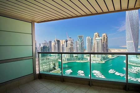3 Bedroom Apartment for Sale in Dubai Marina, Dubai - Great Location I Spacious I 3BR+Maid's Apt