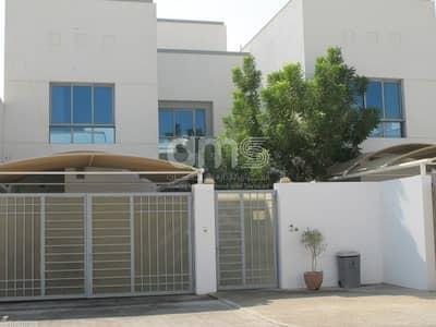 فیلا 4 غرفة نوم للايجار في الطريق الشرقي، أبوظبي - Beautiful and Spacious 4BR Villa Available in Khalifa Park