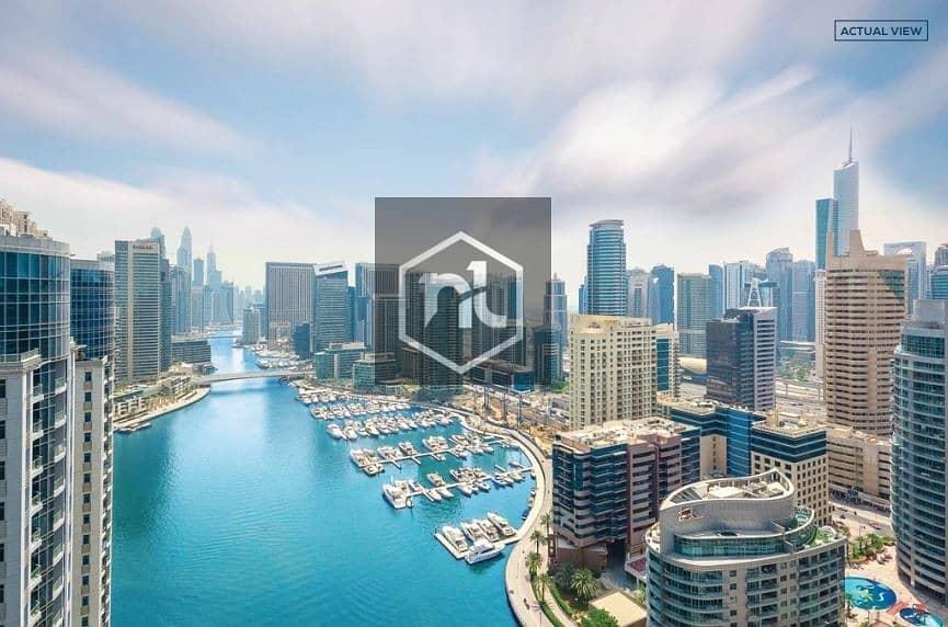 Full Marina View | Brand New 2BR