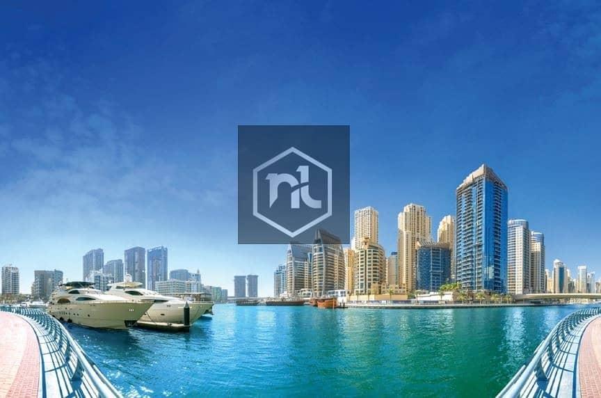 10 Full Marina View | Brand New 2BR