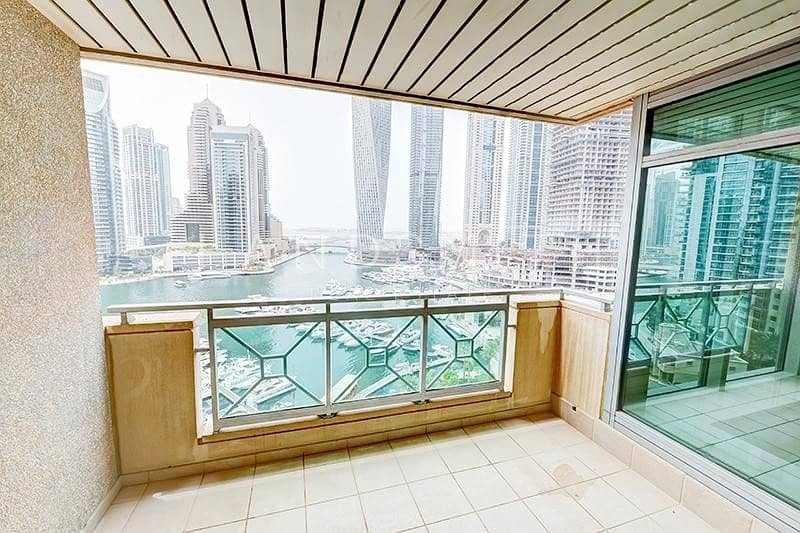 2 Stunning Marina and Lake View 3BR Apt in Al Mesk