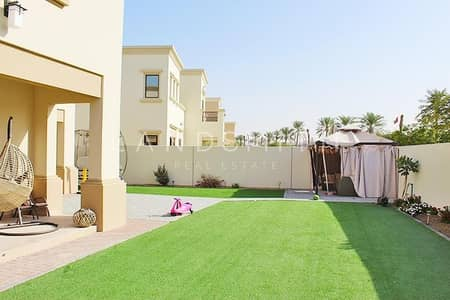 4 Bedroom Villa for Sale in Arabian Ranches 2, Dubai - Single Row 4 Bedroom Type 1 Villa