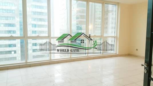 شقة 3 غرفة نوم للايجار في شارع النجدة، أبوظبي - BEAUTIFUL 3BHK  W/ MAID'S ROOM AND AMENITIES IN NAJDA!