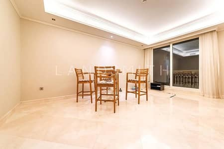 Sea view Fully Upgraded 2BR Apt Palm Jumeirah