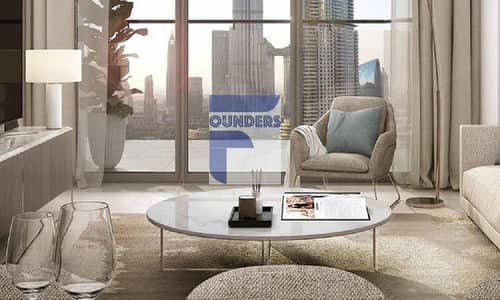 2 Bedroom Apartment for Sale in Downtown Dubai, Dubai - Stunning Downtown View - Apartment EMAAR