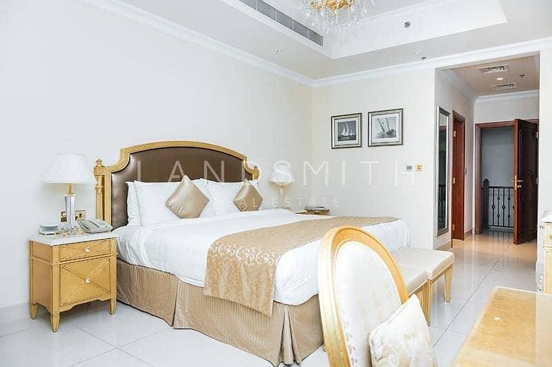 16 Exclusive I 4BR Duplex+Maids I Palm Jumeirah