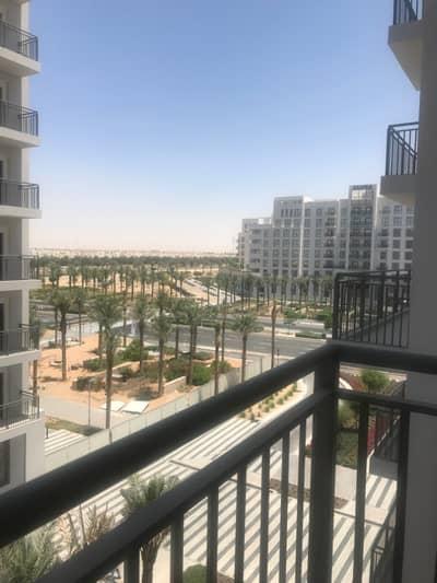 شقة 1 غرفة نوم للايجار في تاون سكوير، دبي - شقة في شقق صافي تاون سكوير 1 غرف 43000 درهم - 4052146
