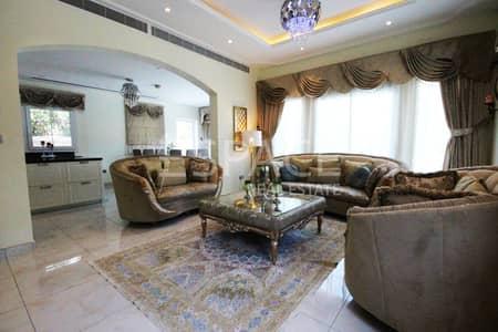 فیلا 3 غرفة نوم للايجار في مثلث قرية الجميرا (JVT)، دبي - Guest House - Exclusive - Fully Upgraded