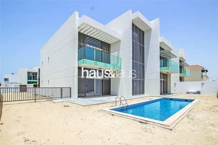 فیلا 5 غرفة نوم للايجار في مدينة محمد بن راشد، دبي - Brand New   Stunning Position   Contemporary Style