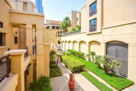 شقة 1 غرفة نوم للايجار في المدينة القديمة، دبي - Fully Furnished | Old Town Island | Vacant | Gym