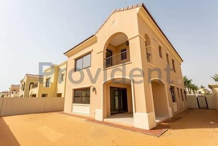 5 Bedroom Villa for Rent in Arabian Ranches 2, Dubai - Ready to Move in|Spanish Inspired Villa|