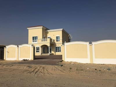 Amazing new villa with 4 bedroom for rent in Al Seyouh 4 area.