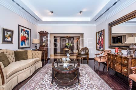 فیلا 5 غرفة نوم للايجار في المرابع العربية، دبي - Decadent Luxury Villa with Private Pool