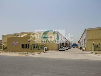 مستودع  للايجار في مجمع دبي للاستثمار، دبي - Warehouse TO Let 3060 sqft