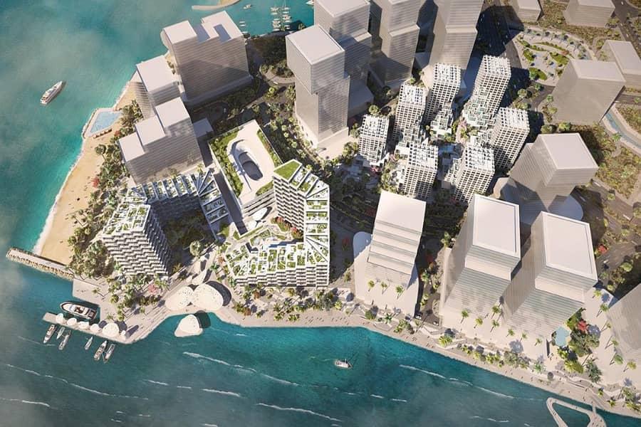 شقة في ميكرز ديستركت جزيرة الريم 619000 درهم - 4054235