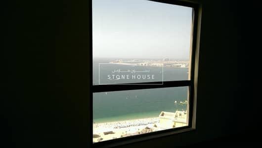 Partial Sea View   large 2 Bedroom   in Amwaj 110K