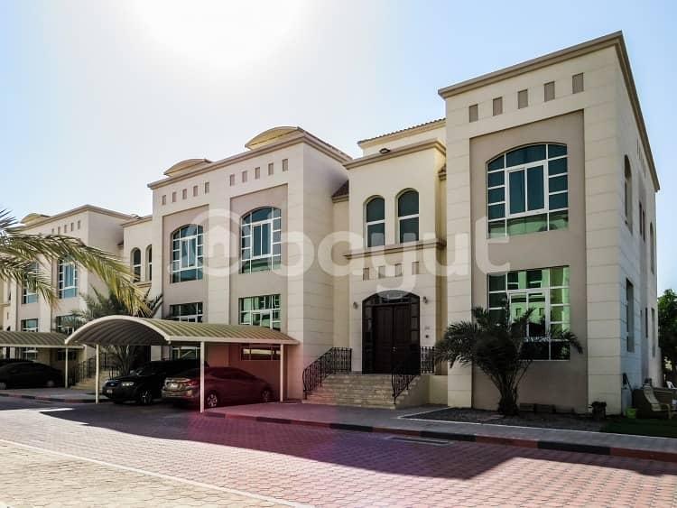 غرفه وصاله جميله للايجار بمدينة خليفه أ داخل مجمع سكني رائع