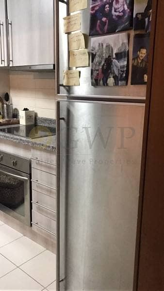 18 Madina Tower 1 bed fully furnished with marina mall views